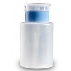 Dozownik z pompką i plastikowym wieczkiem