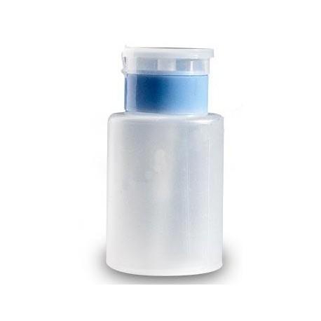 Dozownik z pompką z plastikowym wieczkiem