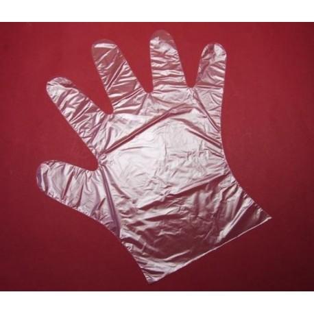 Rękawice foliowe 100 szt.