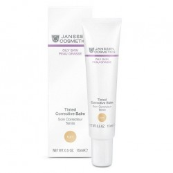 Tinted Corrective Balm Light