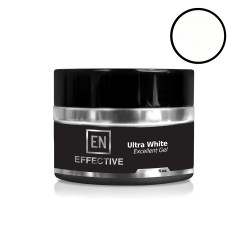 Żel ultra biały Excellent - Effective Nails