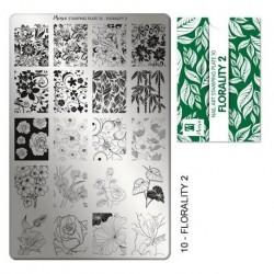 Moyra Płytka 10 Florality 2