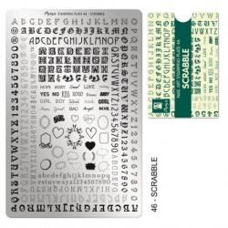 Moyra Płytka 46 Scrabble