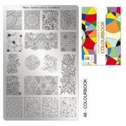 Moyra Płytka 48 Colourbook