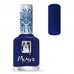 Moyra Lakier do stempli 05 Blue 12 ml