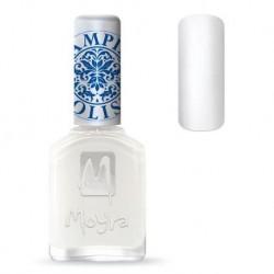 Moyra Lakier do stempli 07 White 12 ml