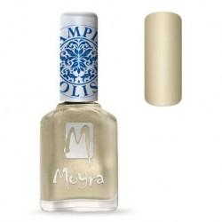 Moyra Lakier do stempli 09 Gold 12 ml
