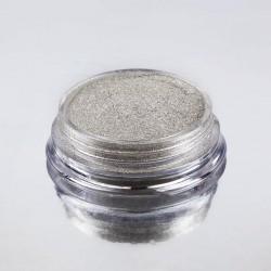 Pyłek Chromatic efekt chromu- Silver (Płatki)