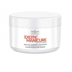 Exotic Manicure Peeling Cukrowy Do Dłoni 300ml