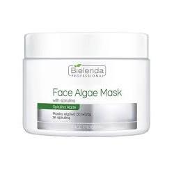 Zielona maska algowa – SPIRULINA