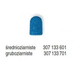 Kapki jednorazowe 7mm niebieskie