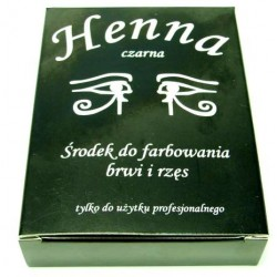 Henna Szczecińska w proszku czarna 25g