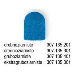 Kapki jednorazowe 13mm niebieskie
