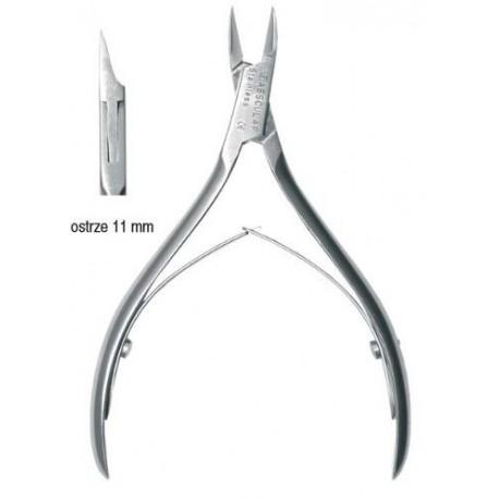 CĄŻKI DO SKÓREK szczególnie do wrastających paznokci Aesculap HF 491