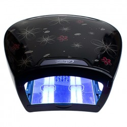 Lampa UV 36W z suszarką z kwiatkami/ 36W UV Lamp - with flowers