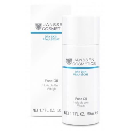 Face Oil - Olejek pielęgnacyjny do twarzy