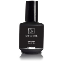 Żel w pędzelku płynne szkło Excellent 15ml - Effective nails