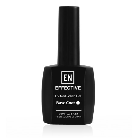 EFFECTIVE NAILS BAZA HYBRYDOWA - BASE COAT 15ML