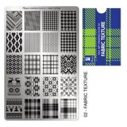 Moyra Płytka 02 Fabric Texture