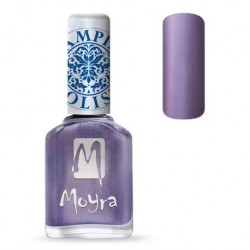 Moyra Lakier do stempli 11 Metal Purple 12 ml