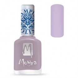 Moyra Lakier do stempli 16 Light Violet 12 ml