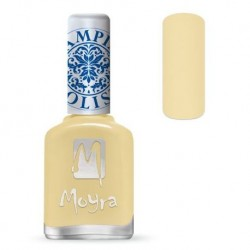 Moyra Lakier do stempli 17 Vanilla 12 ml
