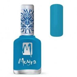 Moyra Lakier do stempli 22 Turquoise 12 ml
