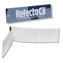 Płatki do ochrony oczu przed zabarwieniem Refecto Cil